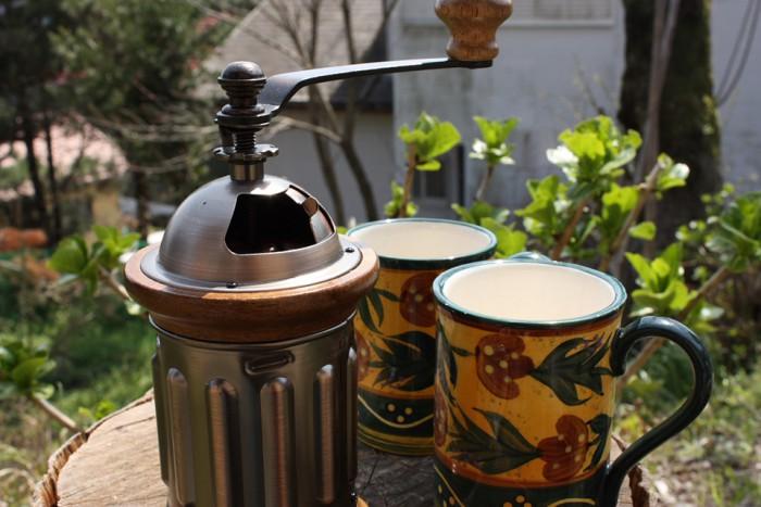 おすすめコーヒーミルカリタKH−5