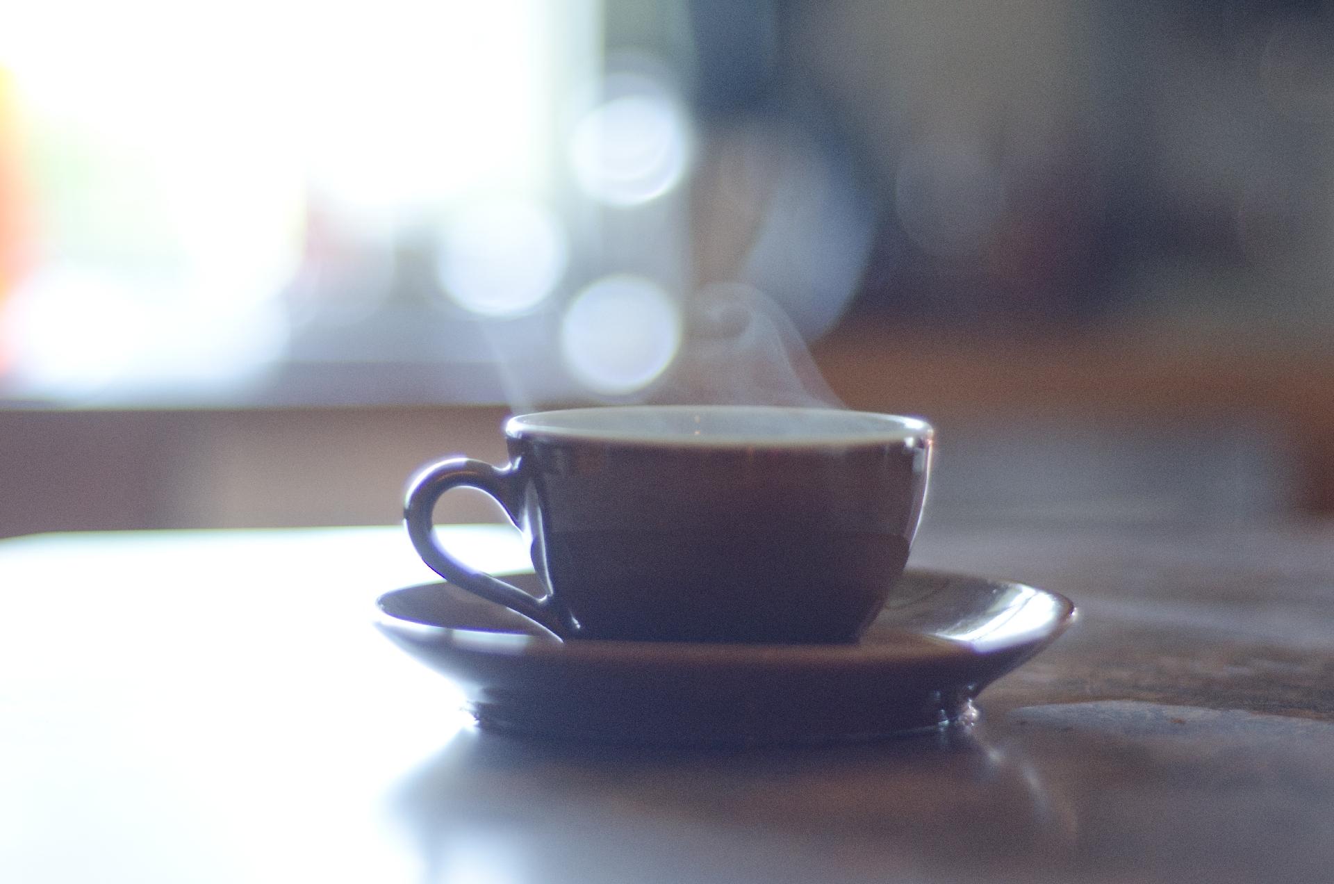 幸せコーヒー